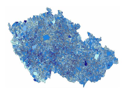 Populační vývoj v České republice - Whitepaper